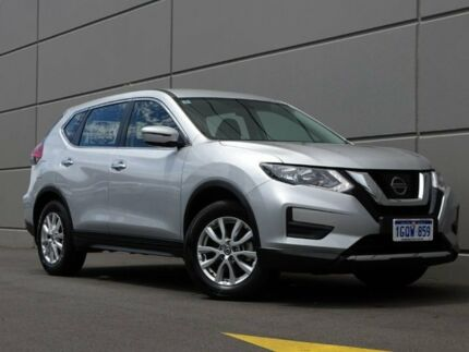2017 Nissan X-Trail T32 Series II ST X-tronic 2WD Silver 7 Speed Constant Variable Wagon Maddington Gosnells Area Preview