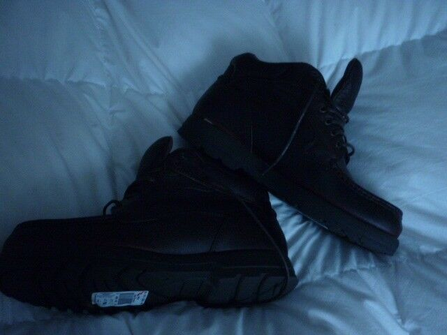 m&s 10.5 leather boots