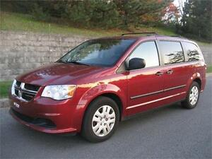 2014 DODGE GRAND CARAVAN SE (71,000/KM, AIR, 7 PASSAGERS, FULL!)