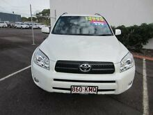 2007 Toyota RAV4 ACA33R Cruiser White 4 Speed Automatic Wagon Buderim Maroochydore Area Preview