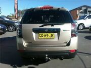 2011 Holden Captiva CG Series II 7 CX (4x4) Gold 6 Speed Automatic Wagon Greenacre Bankstown Area Preview