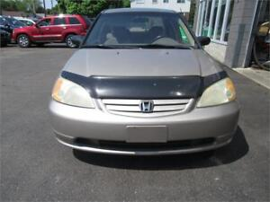 2002 Honda Civic DX-G,