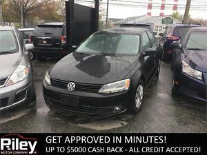 2011 Volkswagen Jetta Sedan Trendline STARTING AT $103.26 BI-WK
