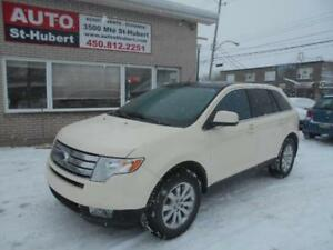 FORD EDGE AWD LIMITED 2008
