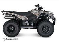 LTA 500 POWER STRERING CAMO