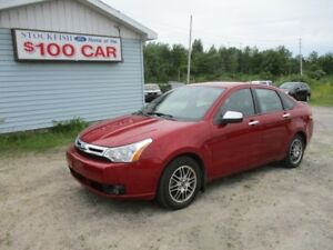 2011 Ford Focus 4dr Sdn SE
