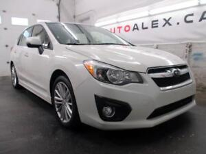 2014 Subaru Impreza AWD Limited CUIR NAVIGATION  TOIT CAMERA