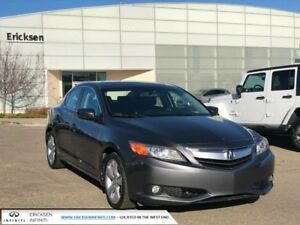2013 Acura ILX 6 SPEED MANUAL/SUNROOF/HEATED SEATS