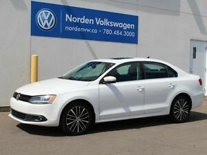 2013 Volkswagen Jetta 2.0 TDI Highline 4dr Sedan