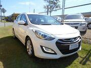 2014 Hyundai i30 GD Active Tourer White 6 Speed Auto Active Select Wagon Caloundra West Caloundra Area Preview