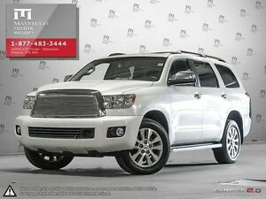 2012 Toyota Sequoia Platinum package 4x4