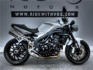 2008 Triumph Speed Triple - V2022NP - No Payments For 1 Year**