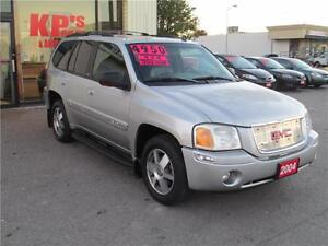 2004 GMC ENVOY SLT 4X4 SUPER CLEAN LIKE NEW A MUST SEE