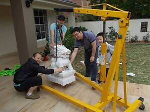 ENGINE CRANE HOIST & GANTRY RENTALS *** HEAVY LIFTING from $30.00 Tempe Marrickville Area Preview