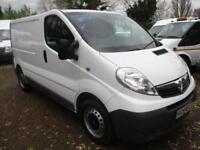 2013 Vauxhall Vivaro 2.0CDTi NO VAT 2700 EcoFLEX SWB GENUINE MILES