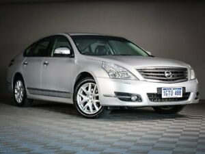 2011 Nissan Maxima J32 350 ST-S Silver Constant Variable Sedan Maddington Gosnells Area Preview