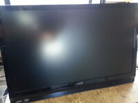 """Barely Used 23"""" inch Acer LED Monitor"""