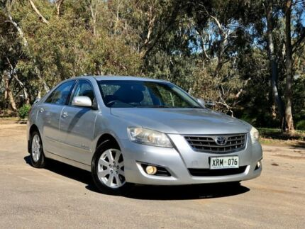 2007 Toyota Aurion GSV40R Touring Silver 6 Speed Sports Automatic Sedan Mile End South West Torrens Area Preview