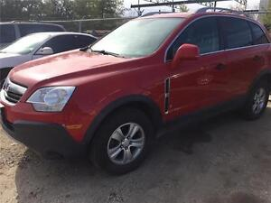 2009 Saturn VUE XE GORGEOUS ALLWHEEL DRIVE WITH WARRANTY!!