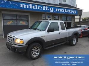 2007 Ford Ranger FX4/ Low KMs/ 4x4!!!