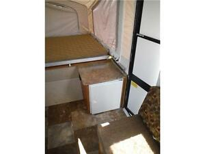 2013 Palomino 8CLS 8' Tent Trailer - Sleeps 5- Only 1273LBS!!! Stratford Kitchener Area image 9