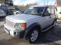 LANDROVER DISCOVERY 3 TDV6 2.7 HSE AUTO~05/2005~STUNNING SILVER~HUGE SPEC !!!!