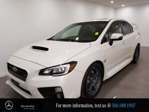2016 Subaru WRX STI Tech Package Heated Seats CAM