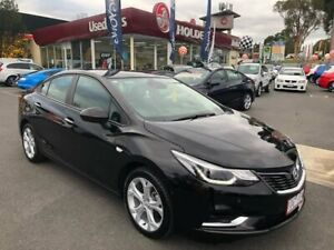 2018 Holden Astra BL MY18 LT Black 6 Speed Sports Automatic Sedan Lilydale Yarra Ranges Preview