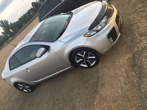 2010 Kia Forte sx Coupe (2 door)