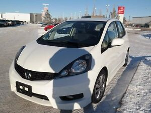 2012 Honda Fit SPORT, AUTO, AC POWER PACKAGE