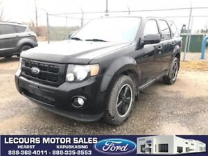 2012 Ford Escape XLT 3.0L V6 AWD,LEATHER, TOWING, SPORT