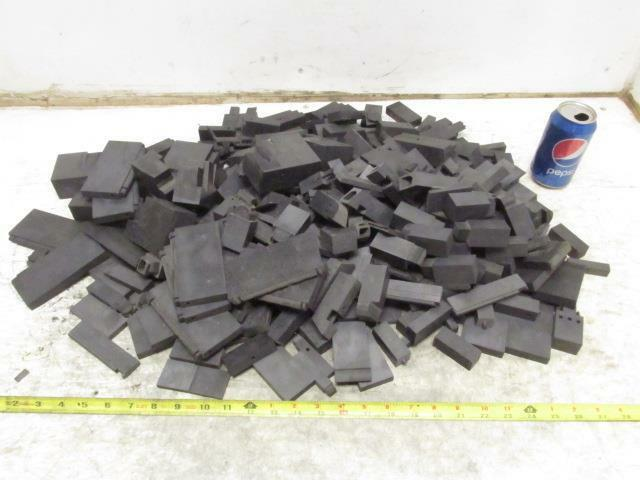 Carbon Graphite Scrap Pieces Mold Material 37 Lbs Various Shapes EDM Machine