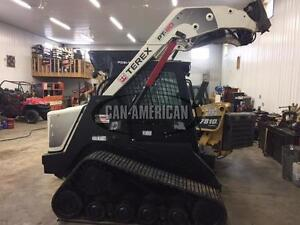 2013 TEREX PT80 SKID STEER LOADER 2-SPEED