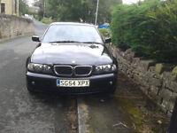BMW E46 3 SERIES 316 1,8 PETROL