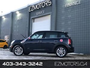 2013 MINI Cooper Countryman S ALL4|only 38k|$232 bwk