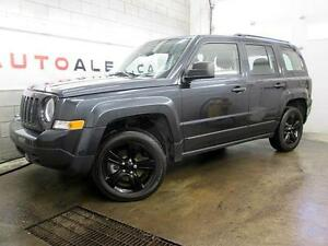 2015 Jeep Patriot ALTITUDE 4X4 A/C MAGS CRUISE AUTOMATIQUE