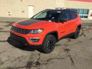 2019 Jeep Compass 4X4 TRAILHAWK               LEATHER INTERIOR