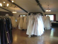 WEDDING GOWN & DRESS CLEARANCE ALL GOWNS UNDER $200