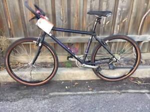 Mens Coyote mtb bike - vintage steel