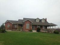 New Country Home