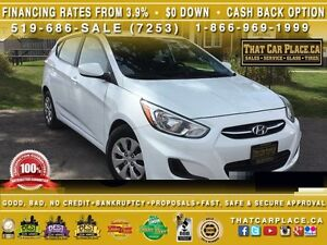 2015 Hyundai Accent GLS - Great on Gas - Reliable - Ext. Warrant