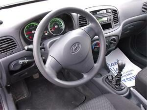 2009 Hyundai Accent Man L London Ontario image 10