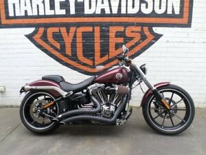 2015 Harley-Davidson BREAKOUT 103 (FXSB) Road Bike 1688cc Dandenong Greater Dandenong Preview