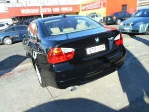 2005 BMW 320i Executive Black Automatic Sedan Croydon Burwood Area Preview