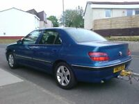 PEUGEOT 406 2.0HDI RAPIER, 2003, RELIABLE - SWAP FOR CLASSIC VW BEETLE PROJECT - contact 07763119188