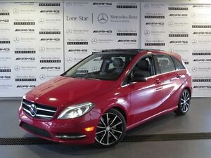 2013 Mercedes-Benz B-Class Sports Tourer