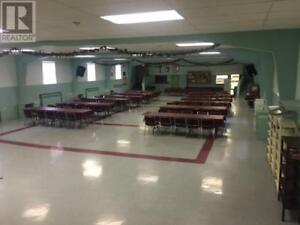Banquet Hall and Commercial Kitchen for lease