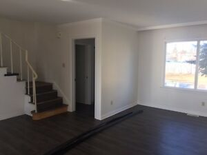 Newly Renovated River Heights Townhouse Available June 1st