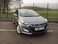 HYUNDAI I30 1.6 CRDI ACTIVE BLUE DRIVE 2013 MODEL *ONLY 33K MILES, £0 ROAD TAX*