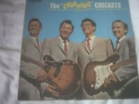 Vinyl LP The Chirping Crickets – Buddy Holly & The Crickets